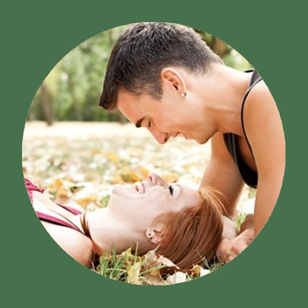 Partnersuche und Flirt